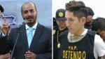 Gerald Oropeza: Pérez Guadalupe agradeció a policía de Ecuador - Noticias de diego perez