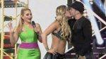 Gisela Valcárcel hizo que Mario Hart y Leslie Shaw se besen - Noticias de beatriz hernandez