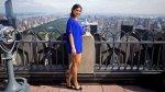 Flavia Pennetta mostró a toda Nueva York su trofeo del US Open - Noticias de flavia cima