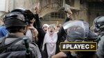 Jerusalén: Fuertes disturbios en la Explanada de las Mezquitas - Noticias de jerusalén