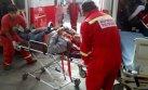Tacna: fuerte choque entre minivan y taxi deja tres muertos