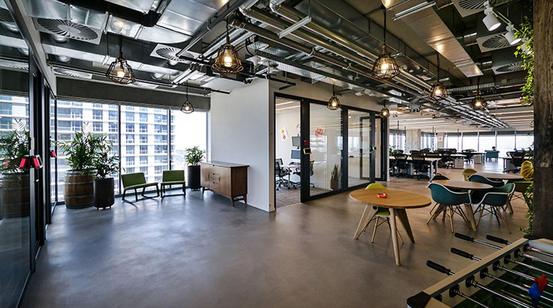Arquitectura De Oficinas Of Facebook Conoce Las Nuevas Oficinas De La Red Social En