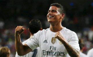 James Rodríguez: Real Madrid aún no dice cuánto estará fuera