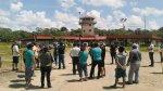 Nativos mantienen toma de helipuerto de Andoas por tercer día - Noticias de aurelio chino dahua