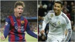 Messi vs. Cristiano: por cetro de goleador de Champions League - Noticias de uefa champions league 2014-2015