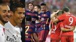 Champions League: Barcelona, Bayern y Real Madrid los favoritos - Noticias de carlo tevez