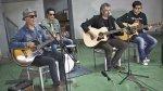 """En vivo desde """"El Comercio"""" con Cementerio Club [VIDEOS] - Noticias de luis arbulu"""