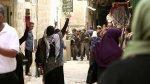 Nuevos enfrentamientos por la Explanada de las Mezquitas - Noticias de jerusalén