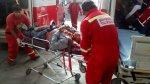 Tacna: fuerte choque entre minivan y taxi deja tres muertos - Noticias de accidente tacna