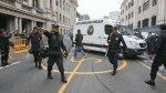 Oropeza en Piedras Gordas: así fue trasladado al penal de Ancón - Noticias de centros penitenciarios