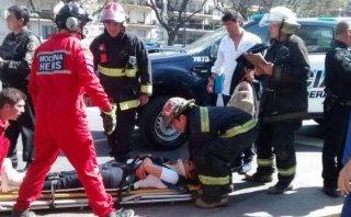 Iván Zamorano sufrió tremendo accidente en Buenos Aires