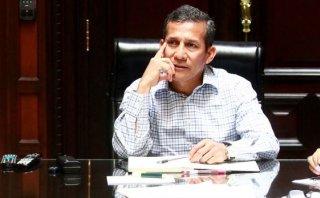 """Ollanta Humala: """"En el Perú se respira clima de democracia"""""""