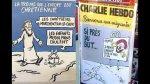 Charlie Hebdo defiende las caricaturas del niño Aylan Kurdi - Noticias de muere ahogado