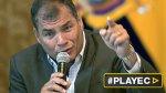 """Correa """"preocupado"""" por crisis entre Colombia y Venezuela - Noticias de problemas limítrofes"""