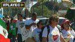 Inician caravana para pedir al papa Francisco ayuda migratoria - Noticias de reforma migratoria