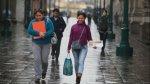 Lloviznas en Lima continuarán hasta el jueves, según Senamhi - Noticias de martin bonshoms