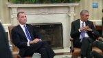 Este error pudo cambiar el encuentro entre Obama y Felipe VI - Noticias de felipe lazo