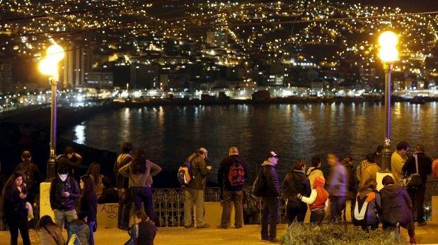 Terremoto en Chile: Tsunami provoca olas de hasta 5 metros
