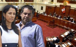Congreso pide investigar a Nadine Heredia por lavado de activos