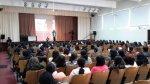 Más de 200 especialistas se reunieron en jornada de enfermería - Noticias de essalud