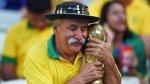 Murió de cáncer el simpático fanático del Mundial Brasil 2014 - Noticias de mundial brasil 2014