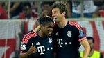 Bayern Múnich goleó 3-0 a Olympiacos por la Champions League - Noticias de esteban cambiasso