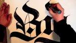 La caligrafía de este diseñador es música para los ojos [VIDEO] - Noticias de new york