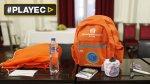 Temblor en Lima: Cómo preparar tu mochila de emergencia [VIDEO] - Noticias de simulacro