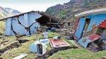 Rajaduras en Tarabamba: piden declaratoria de emergencia - Noticias de paul vallejos
