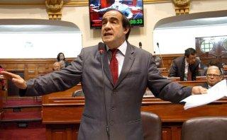 Lescano: Nadine Heredia y el Gobierno están en serios aprietos