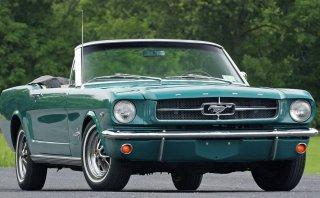 Más de 50 clásicos Ford Mustang se exhibirán en La Punta