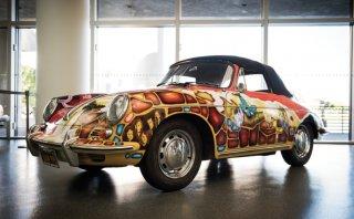 YouTube: Porsche 356 de Janis Joplin a subasta