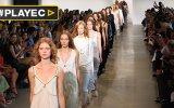 Los diseños de Calvin Klein en Semana de la Moda de Nueva York