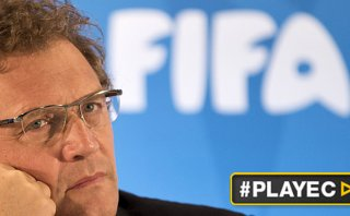 FIFA cesa a Jérome Valcke como secretario general [VIDEO]
