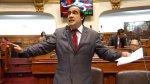 Lescano: Nadine Heredia y el Gobierno están en serios aprietos - Noticias de obras inconclusas