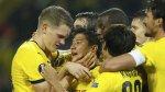 Borussia Dortmund derrotó 2-1 a Krasnodar por la Europa League - Noticias de lee min ho