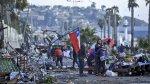 Terremoto en Chile: el tsunami se llevó todo en Coquimbo - Noticias de freddy gomez