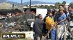 Terremoto en Chile: Bachelet visitó las zonas afectadas [VIDEO] - Noticias de atacama