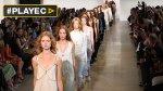 Los diseños de Calvin Klein en Semana de la Moda de Nueva York - Noticias de calvin klein collection