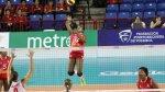 Vóley: Perú venció 3-1 a Rusia por el Mundial Sub 20 - Noticias de hora peruana