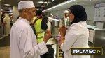 Musulmanes residentes en España realizan peregrinaje a La Meca - Noticias de adolfo suarez