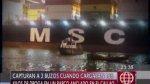 Callao: buzos cargaban 188 kg. de droga en barco pero... - Noticias de chalana