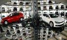 Acciones de Volkswagen se desploman tras escándalo de emisiones