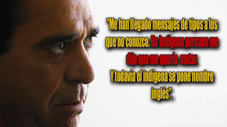 Eduardo Bonvallet: las frases que disgustaron a los peruanos [FOTOS]