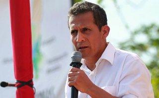 """Humala: """"Prácticamente, acusan al presidente de homicida"""""""