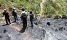 Piura: incendio destruyó más de 500 hectáreas de bosque