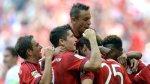 Bayern Múnich ganó 3-0 al Darmstadt y es líder de la Bundesliga - Noticias de xabi alonso
