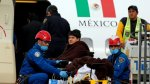 Mexicanos que se salvaron de masacre en Egipto volvieron a casa - Noticias de rocío calderón