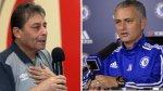 Germán Leguía comparó a Roberto Chale con José Mourinho - Noticias de diario el bocón