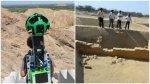 Google registra monumentos arqueológicos de Lambayeque - Noticias de naylamp